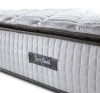 Sleep Soul Bliss Single 90cm 3FT Mattress Pillow Top Memory Foam Pocket Sprung