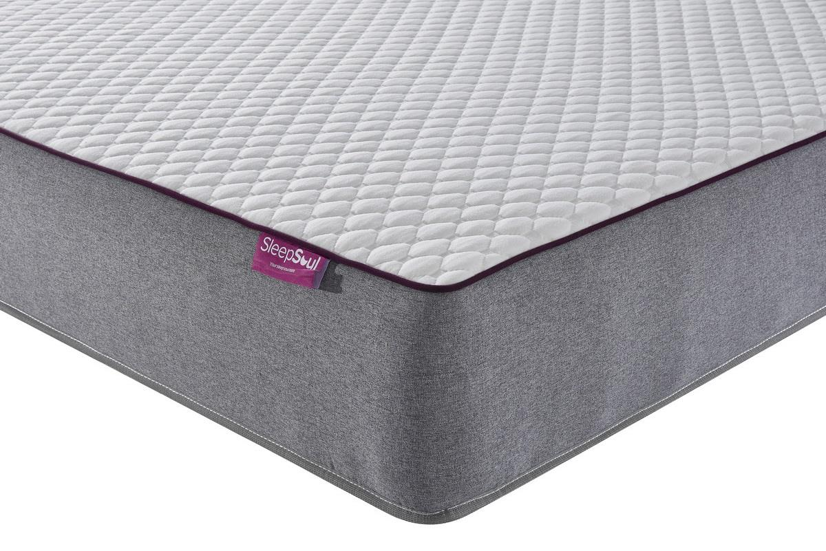 Sleepsoul Paradise Pocket Sprung Coolgel Memory Foam Mattress 4FT6 Double