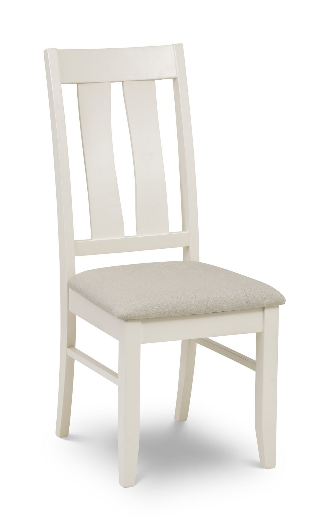 2 X Julian Bowen Pembroke Dining Chair Only ivory